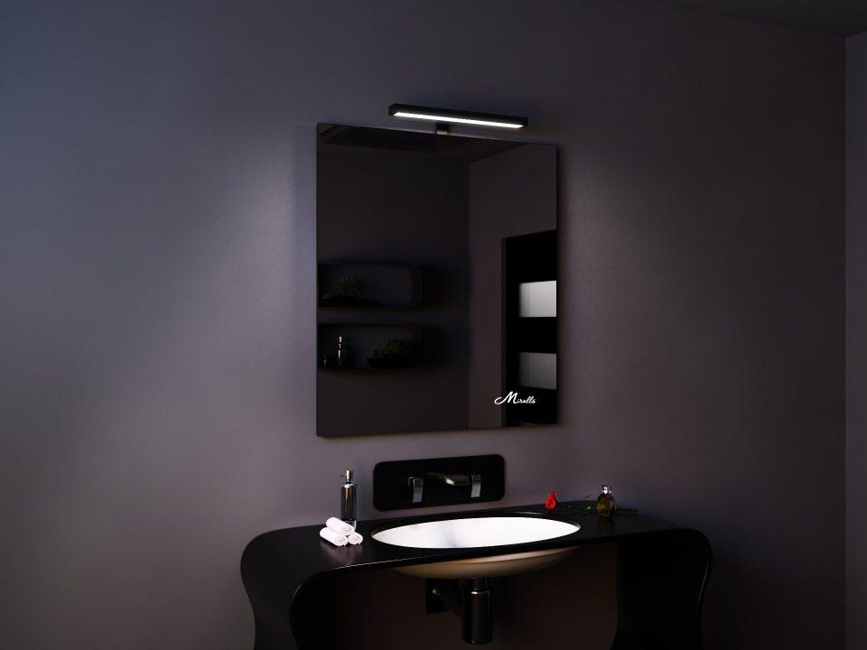 Зеркало без подсветки Galla