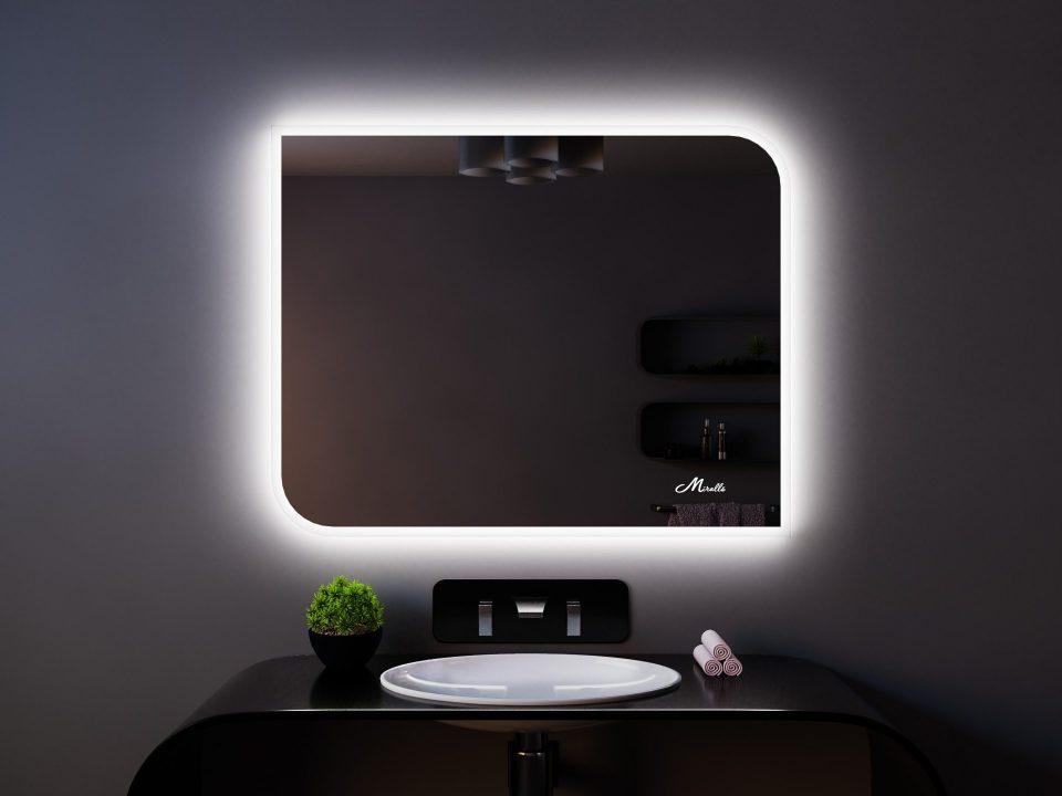 Зеркало с подсветкой Sabina