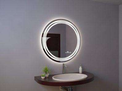 Круглое зеркало Arena