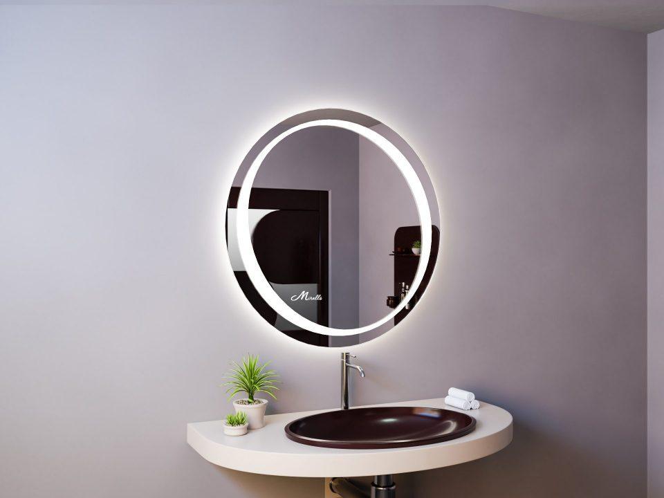 Зеркало с подсветкой Belt