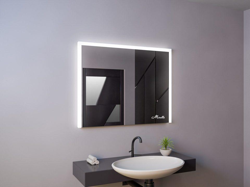 Зеркало в ванную с подсветкой Teresa