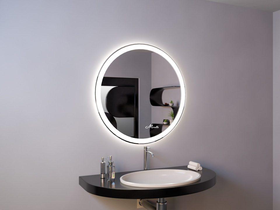 Зеркало с подсветкой Ring