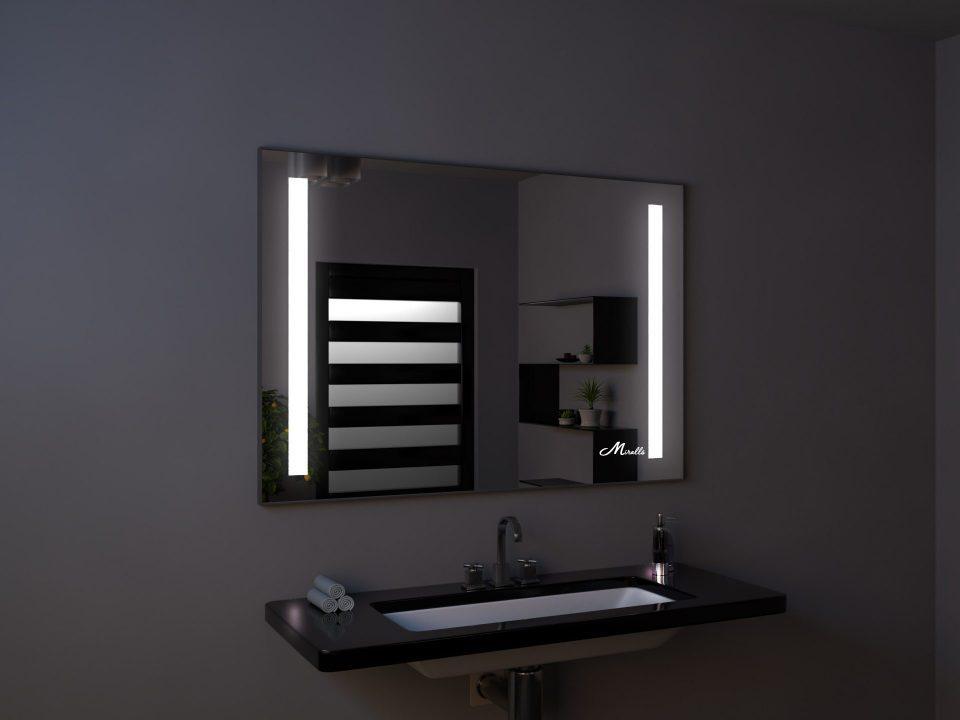 Зеркало со встроенной подсветкой Lora Extra