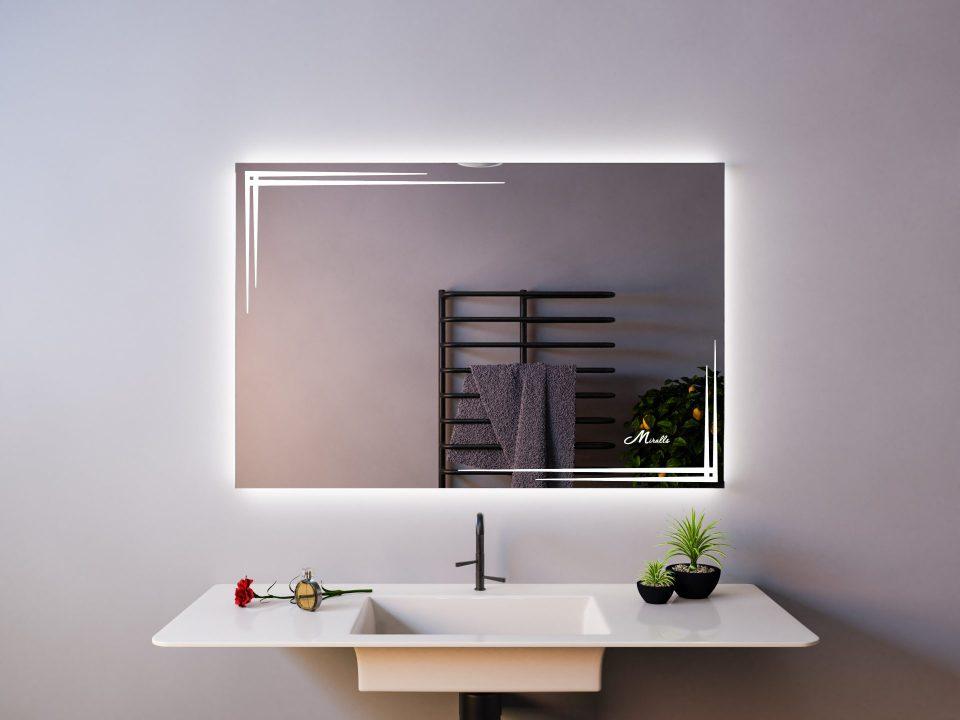 Зеркало с подсветкой Crocus