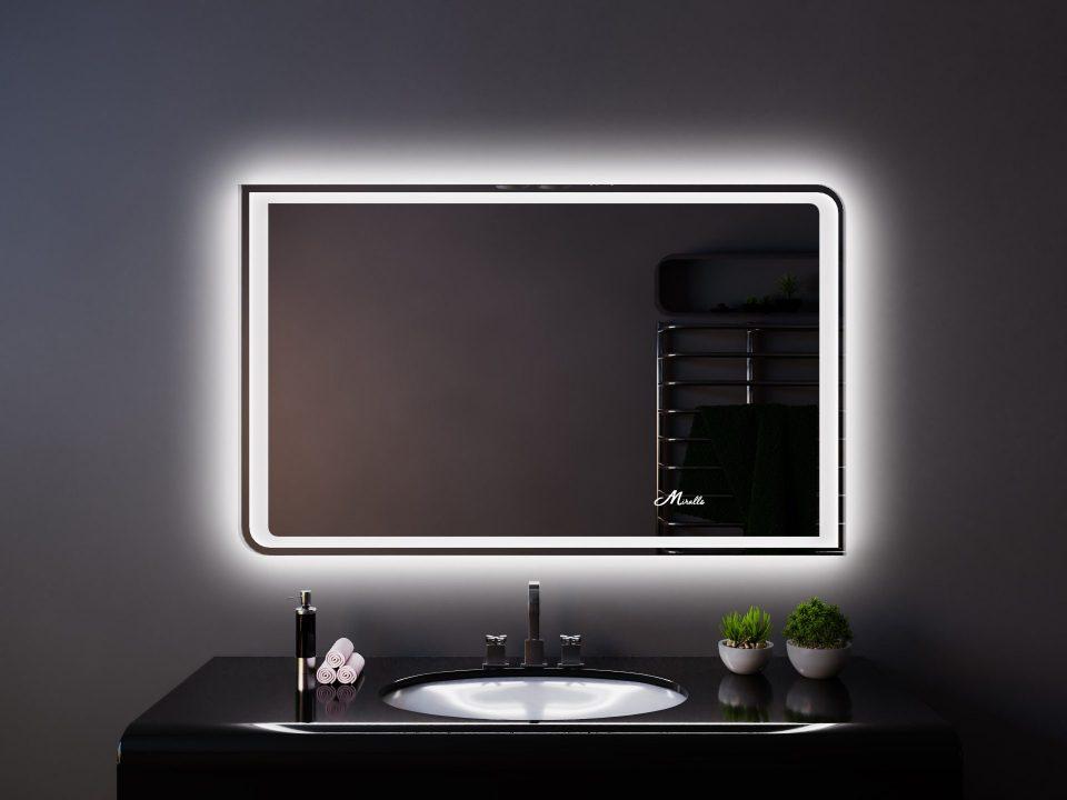 Зеркало с подсветкой Fusion