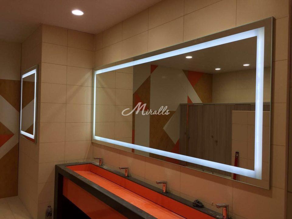 Зеркало Edging в Торговом Центре Ларец (г. Видное)