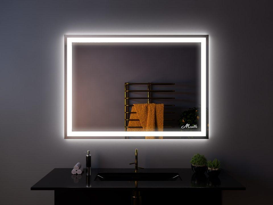 Зеркало с подсветкой Edging