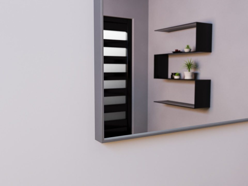 Зеркало без подсветки Galla New