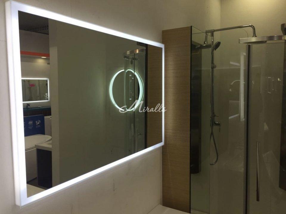 Классическое зеркало с подсветкой Murano