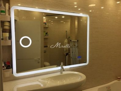 Зеркало Loretta в ванной комнате