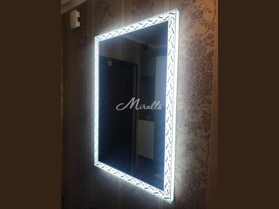 Зеркало Murano Extra в коридоре
