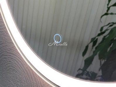 Сенсор прикосновения на зеркале
