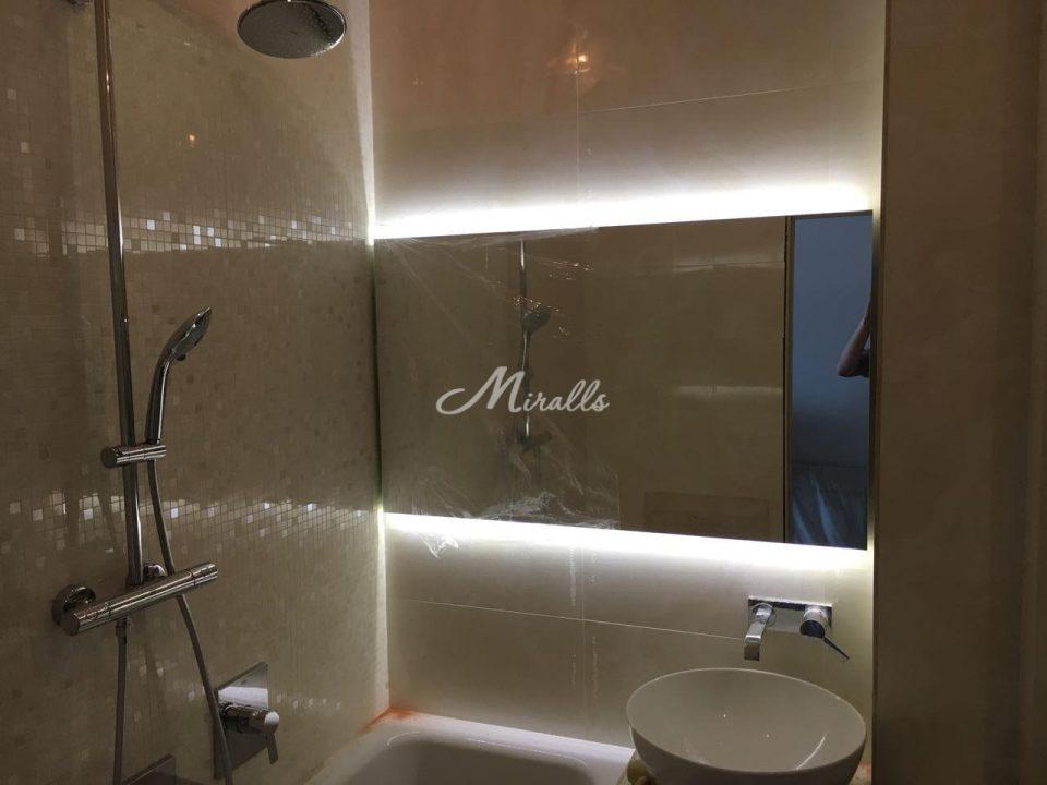 Зеркало со светодиодной подсветкой River