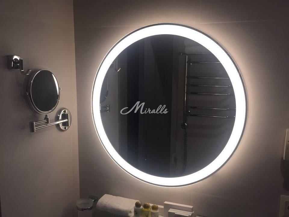 """Зеркало Ring для сети отелей """"Азимут"""""""
