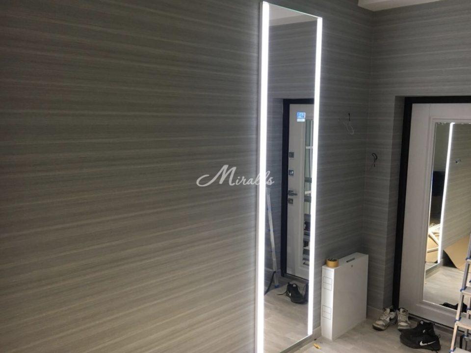 Зеркало Nevada в частной квартире (ЖК Зиларт)