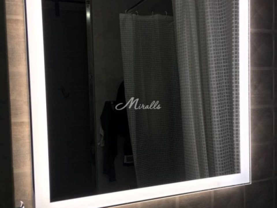 Зеркало Murano Extra в частной квартире (ЖК Эдельвейс)