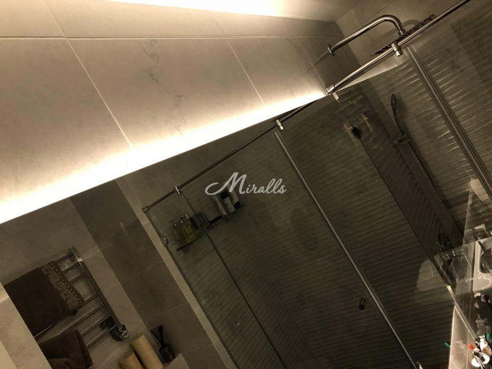Зеркало Vesta в частной квартире (ЖК Гранд Парк)