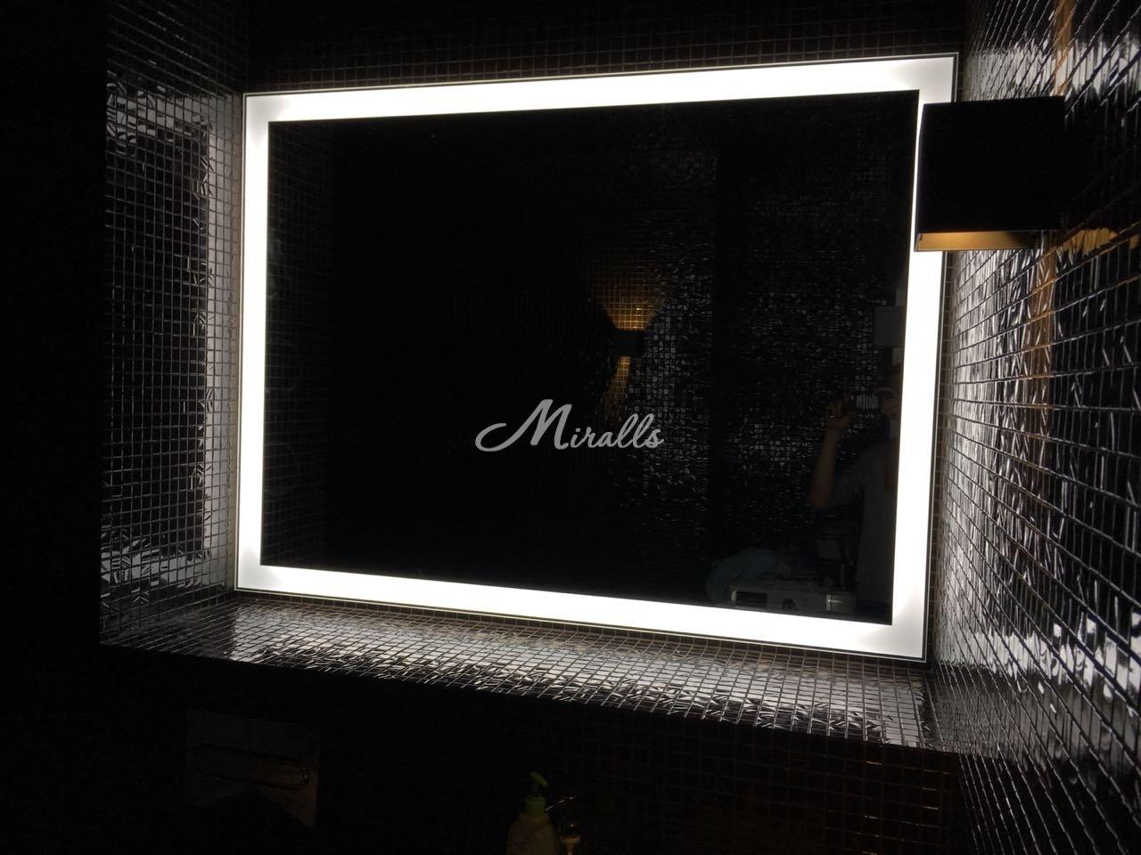 Зеркало Murano Extra в частной квартире в ЖК Зиларт