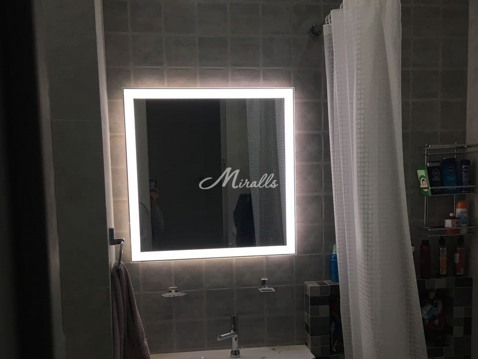 Зеркало с влагозащитой IP67 Murano Extra