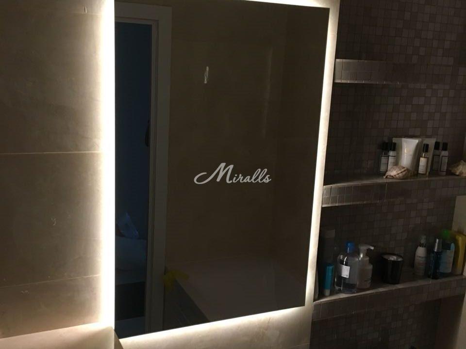 Наше зеркало Light в ЖК «Белые ночи»