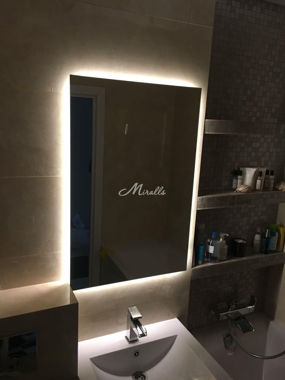 Зеркало Simple в ЖК «Белые ночи»