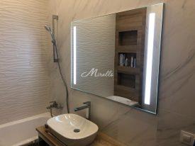 Наше зеркало Lora Extra в частной квартире в ЖК «Измайловский»