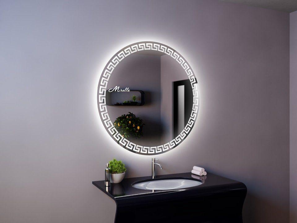 Зеркало с подсветкой Afina