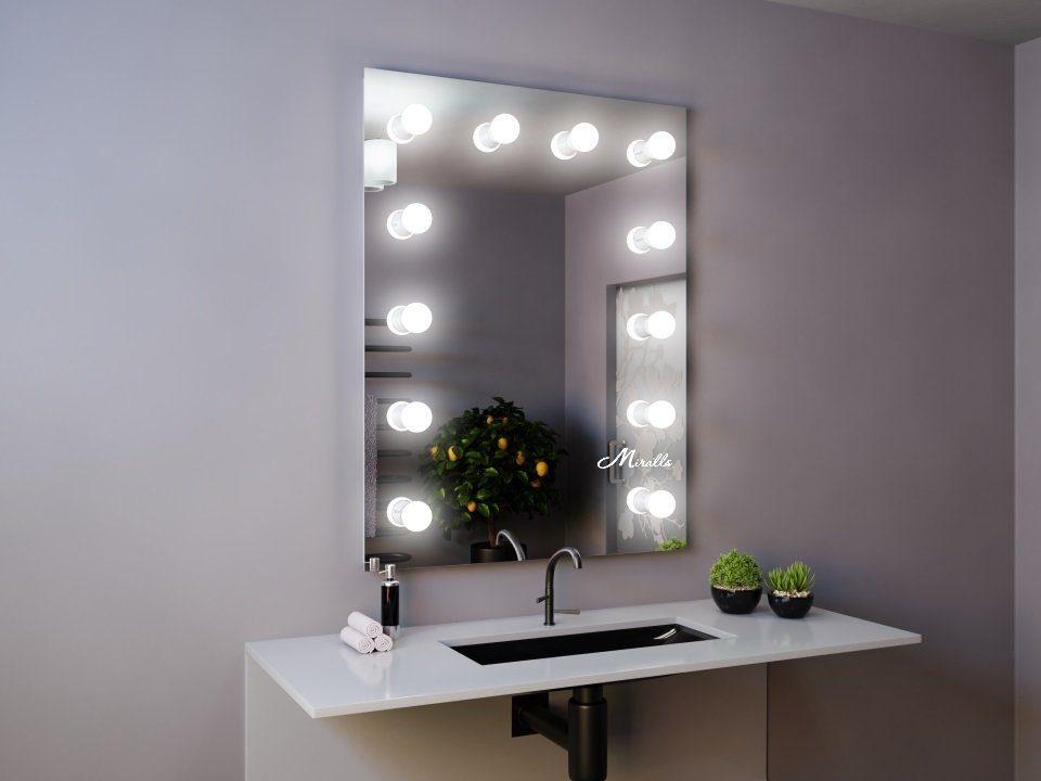 Зеркало с подсветкой Hollywood
