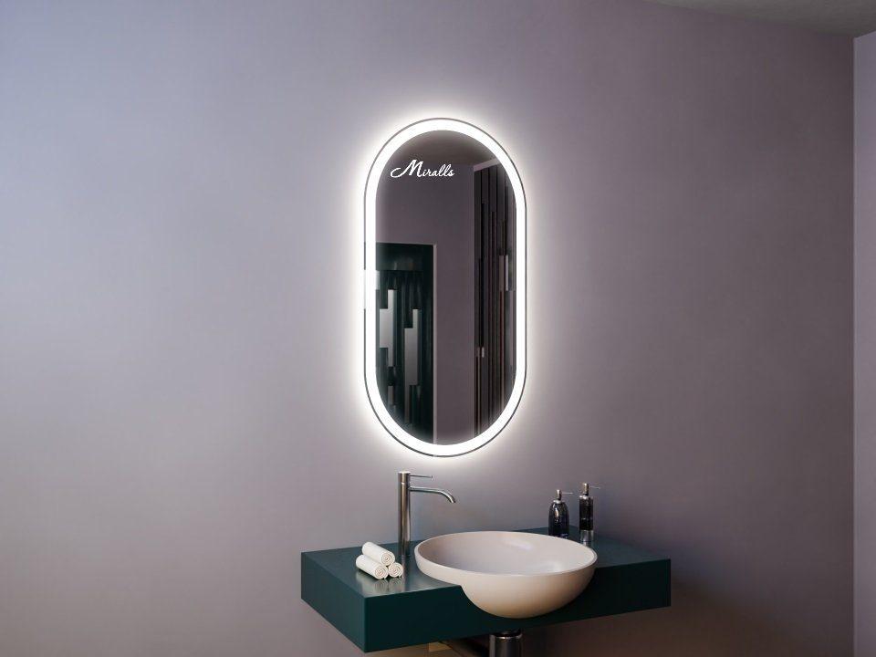 Зеркало с подсветкой Aura