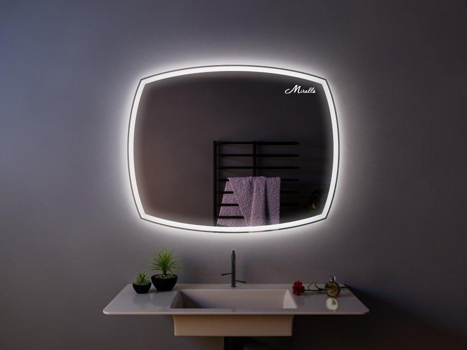Зеркало с подсветкой Cinema