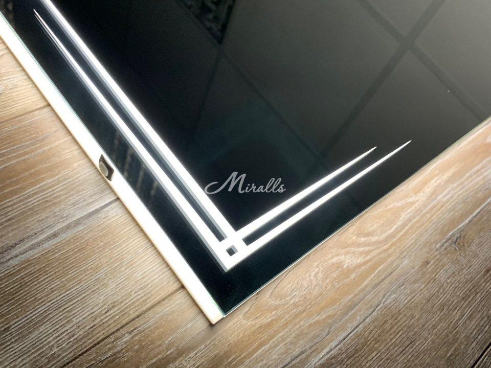 Профиль зеркала Crocus с выключателем