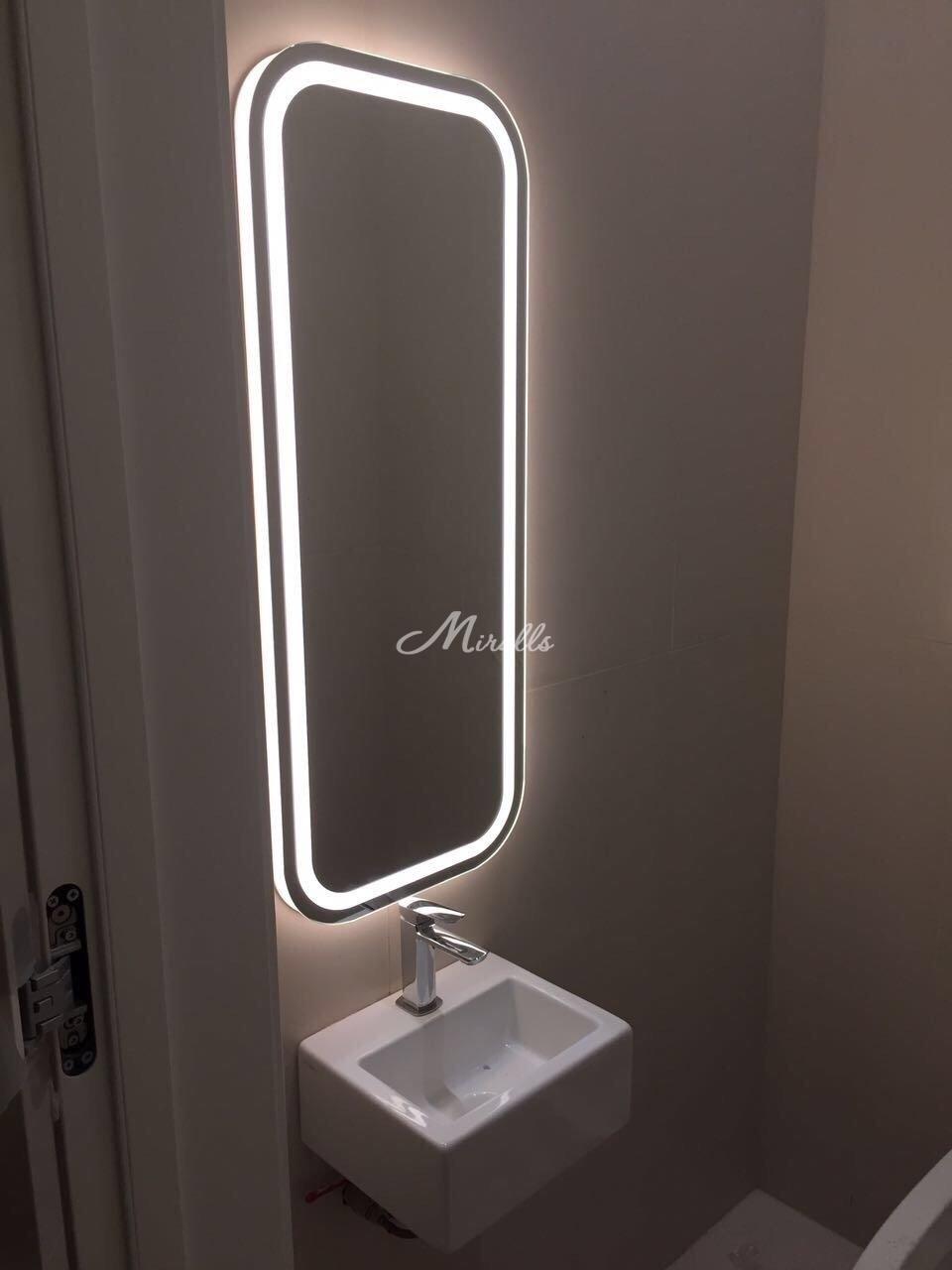 Зеркало Loretta в частной квартире (ЖК Фили Град)