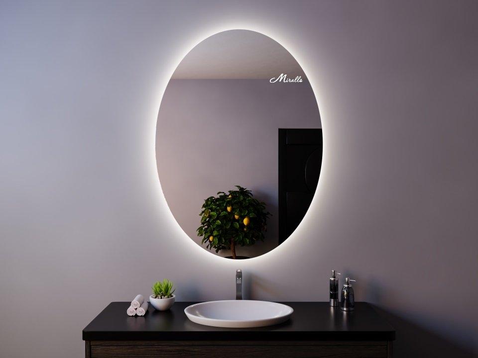 Зеркало с подсветкой Opera