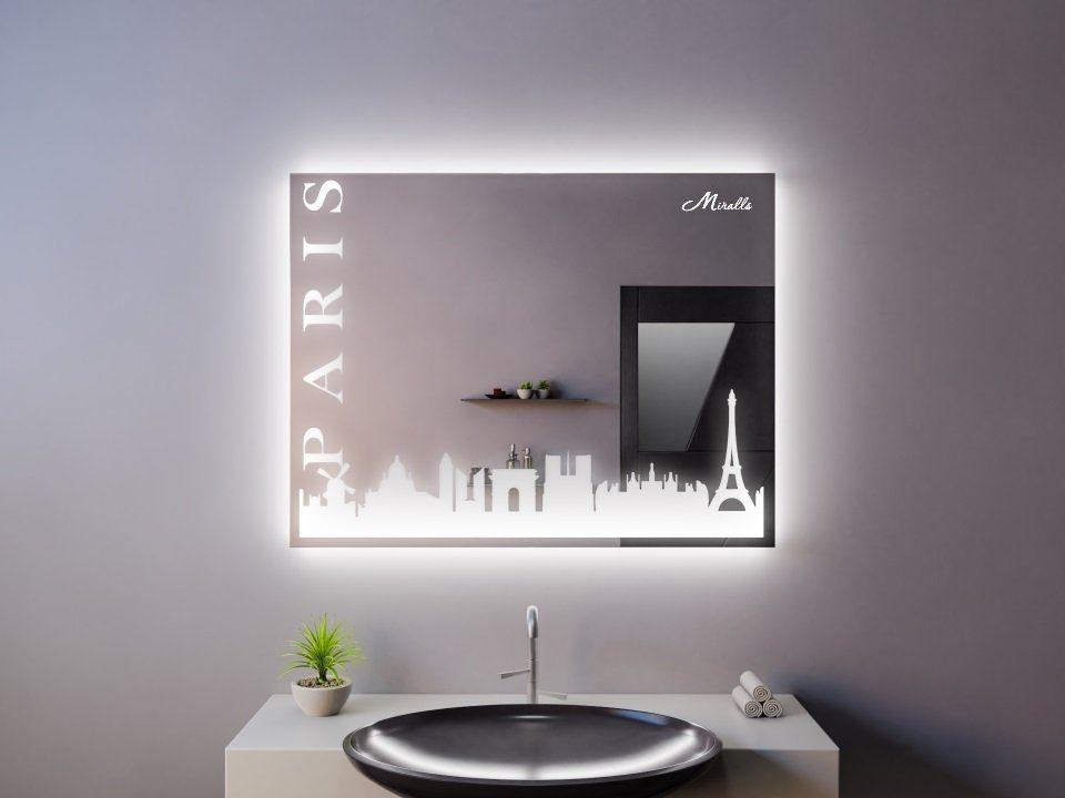 Зеркало с подсветкой Paris