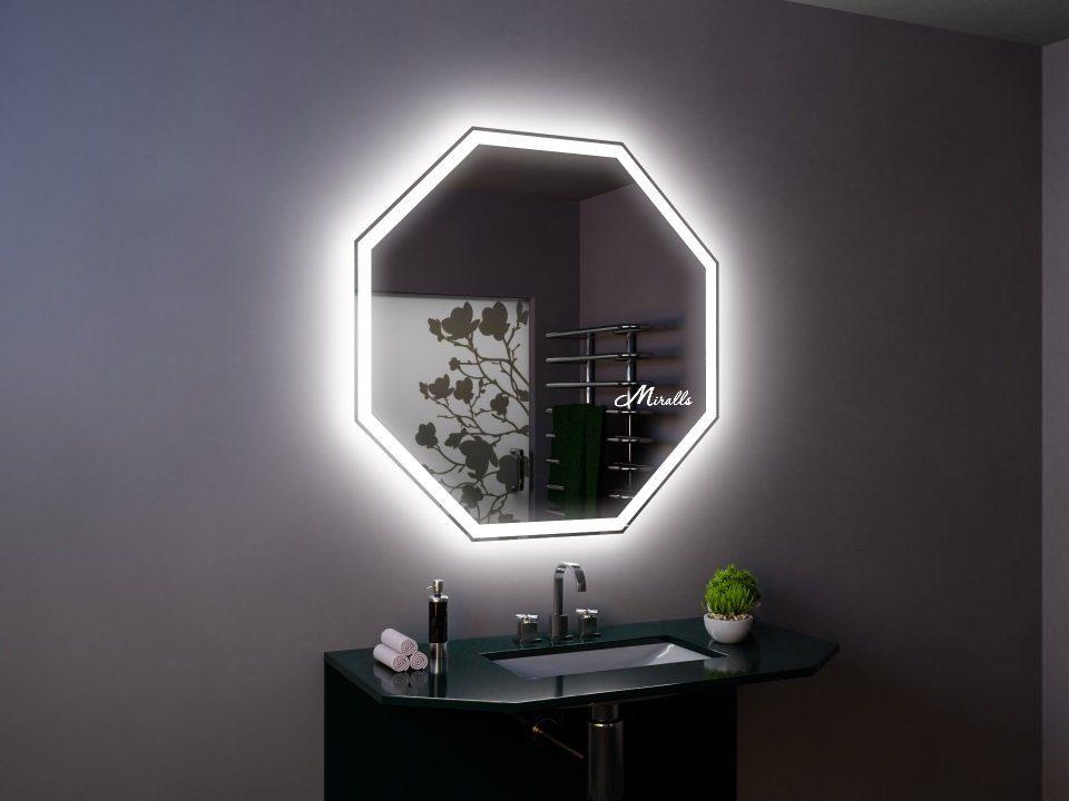 Зеркало с подсветкой Prisma