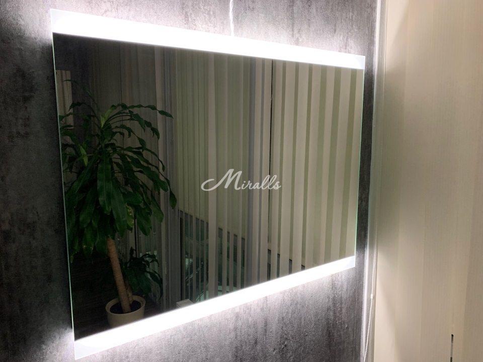 Зеркало River с холодной подсветкой