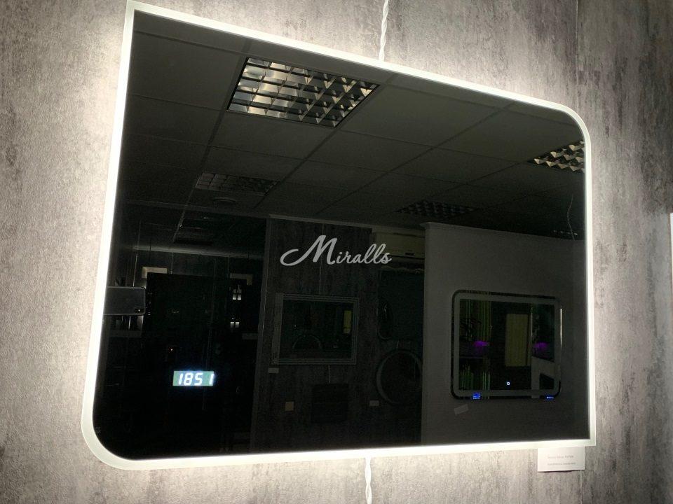 Зеркало Sabina с холодной подсветкой