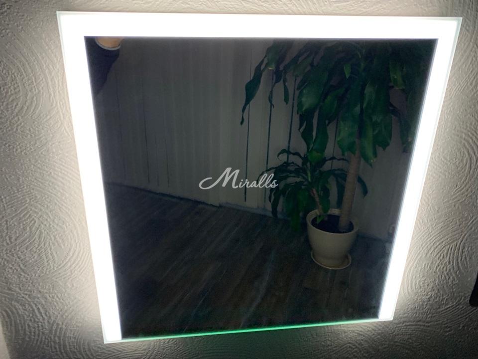 Зеркало Teresa с подсветкой 6000K (холодный свет)