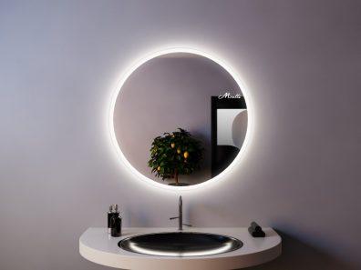 Зеркало с подсветкой Disk