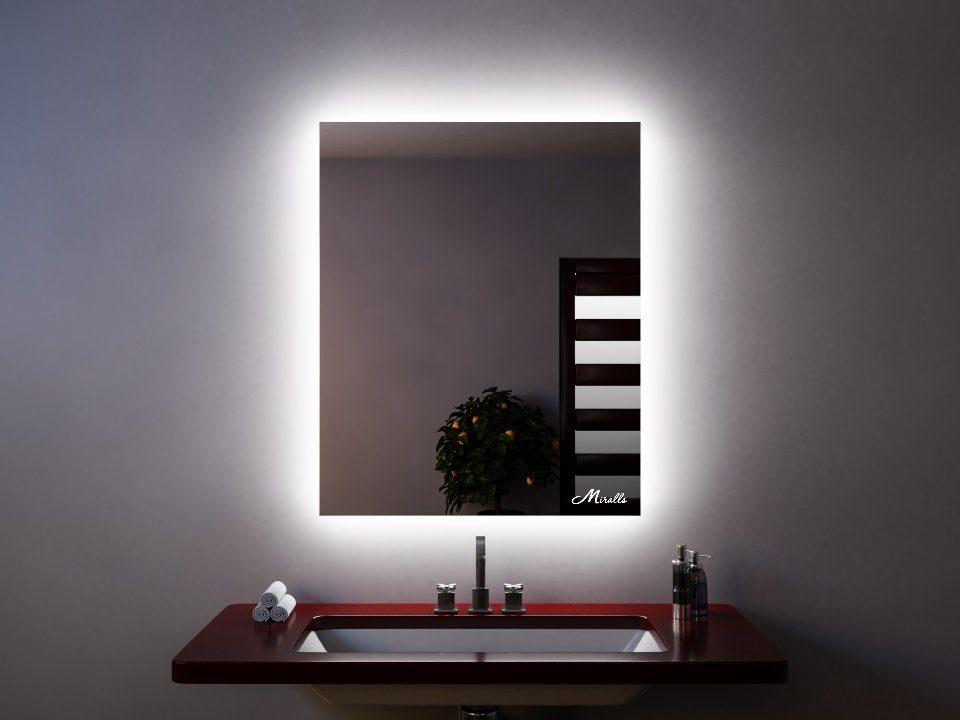 Зеркало с подсветкой Simple