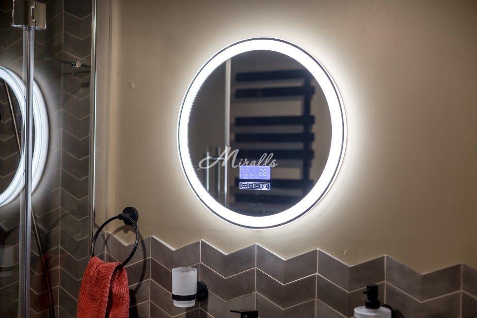 Зеркало Ring в передаче
