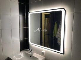 Зеркало Fusion в частной квартире (ЖК Люберецкий)