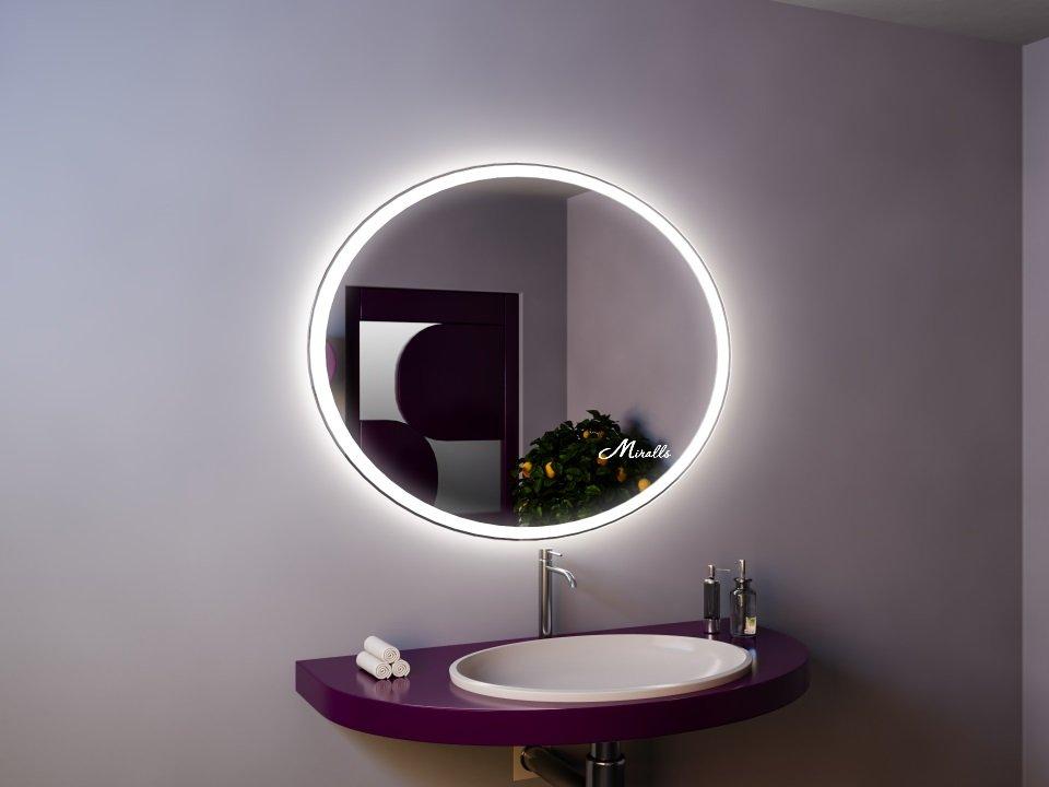 Зеркало с подсветкой Jewel