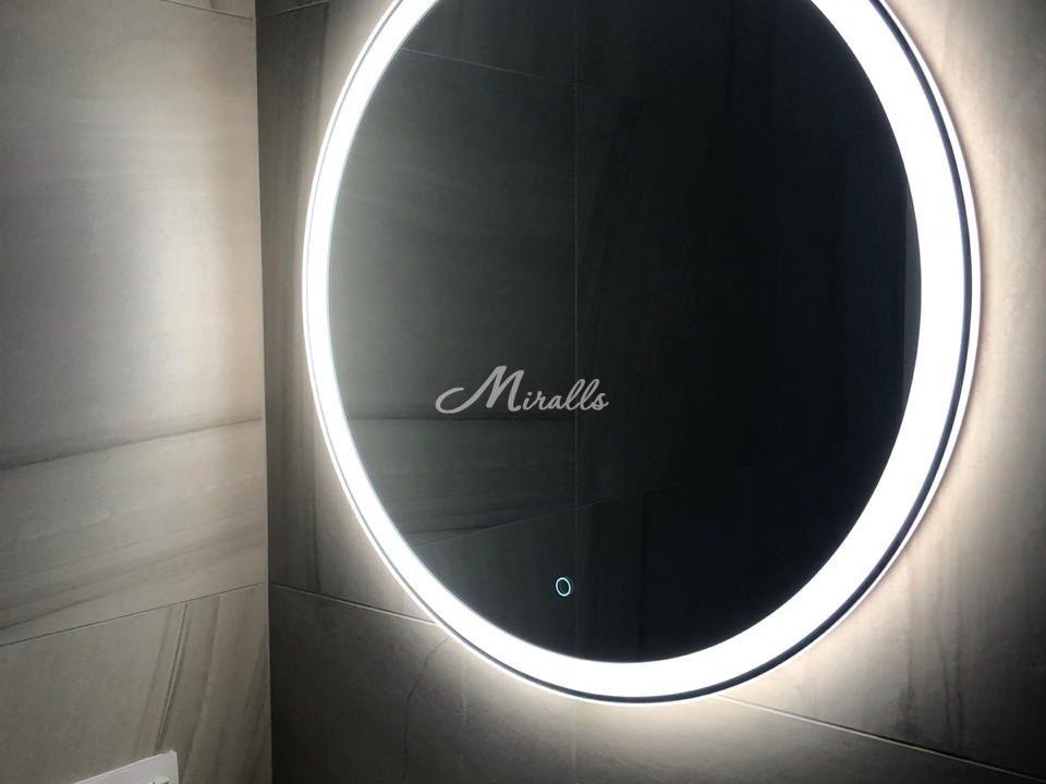 Зеркало Ring в частной квартире (ЖК Мосфильмовский)