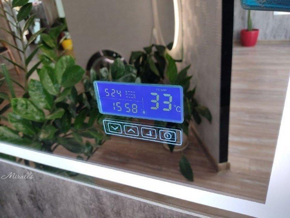 статья Как выбрать тип выключателя для зеркала с подсветкой