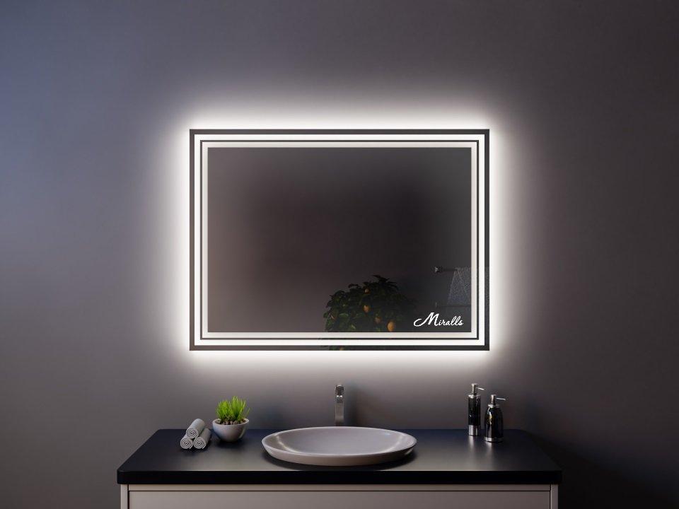 Зеркало с подсветкой Versal