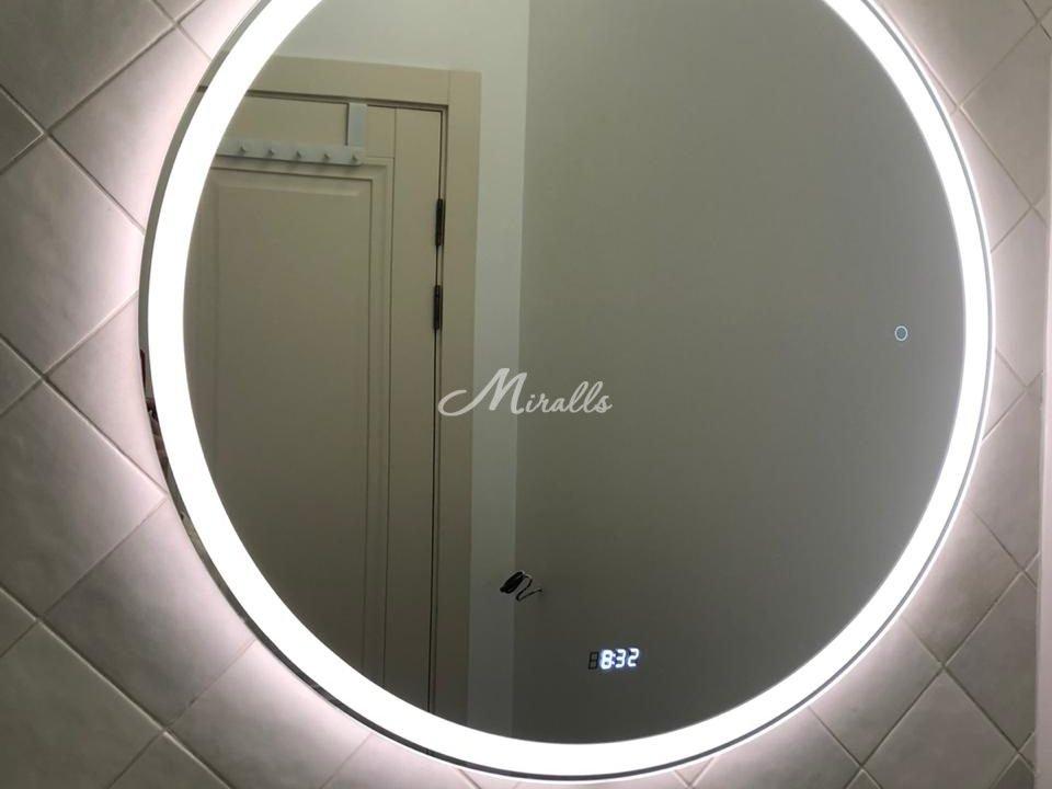 Часы электронные для зеркала