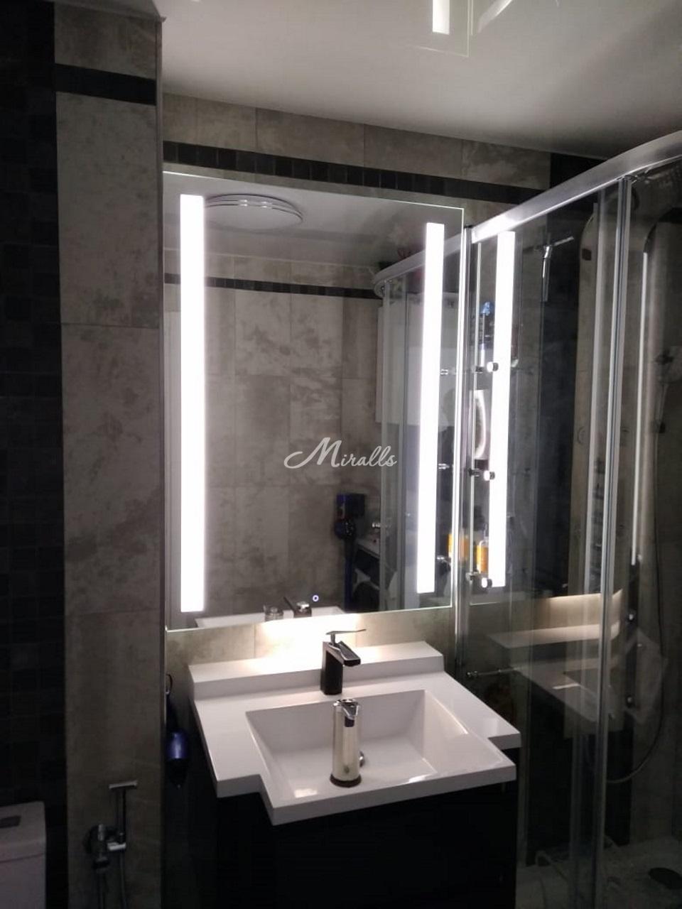 Зеркало Lora Extra в частной квартире (ЖК Новое Медведково)
