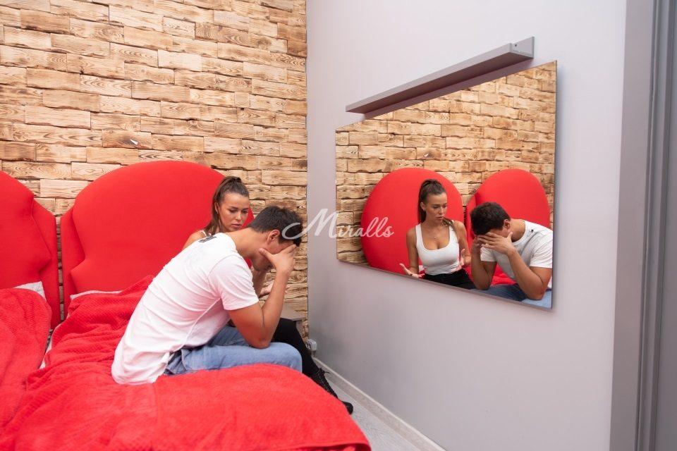 Зеркала Miralls на телепроекте