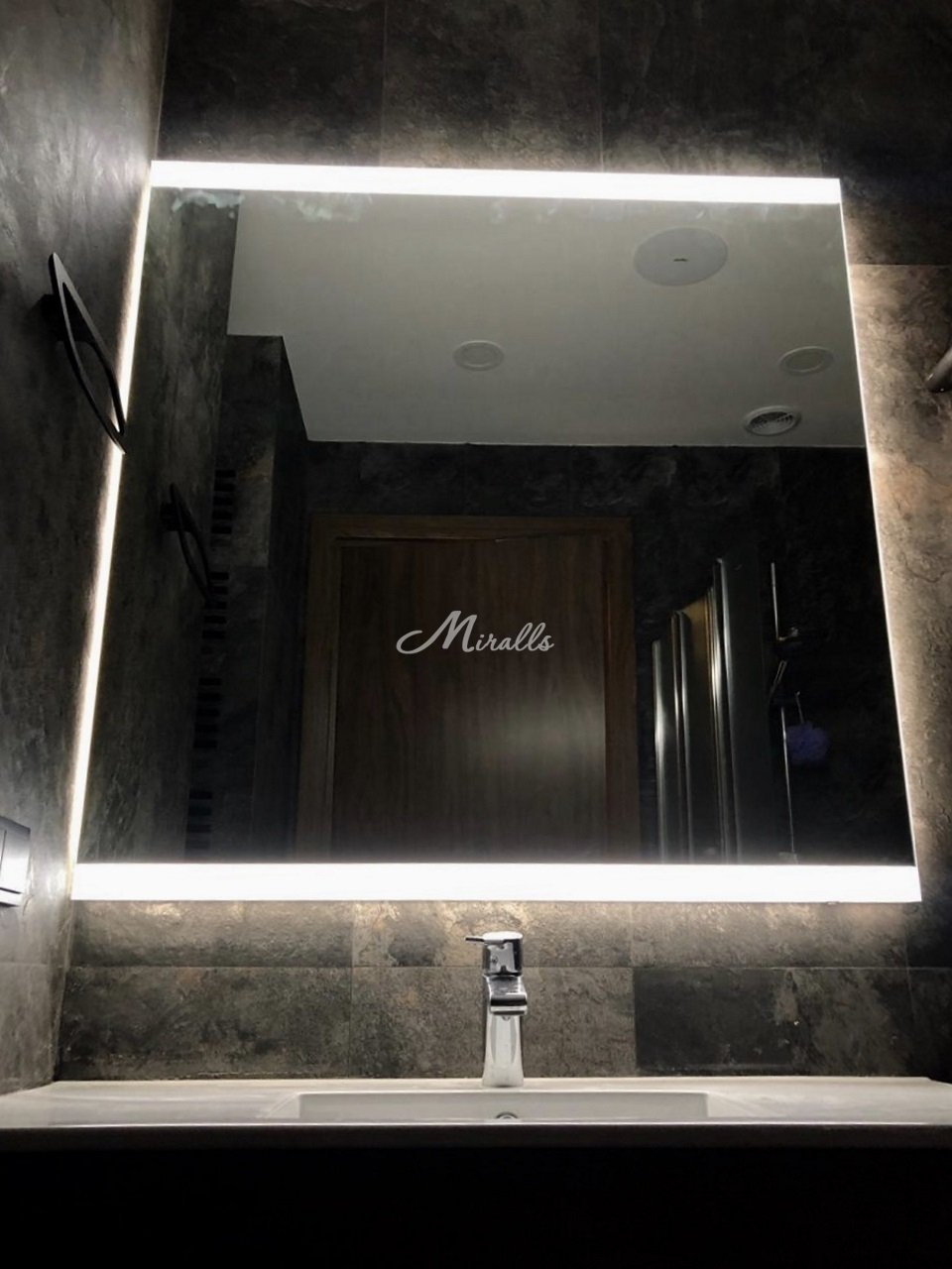 Модификация зеркала Murano (ЖК Хорошевский)
